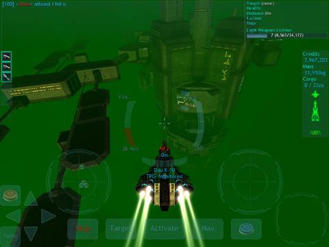 Vendetta Online screenshot 9
