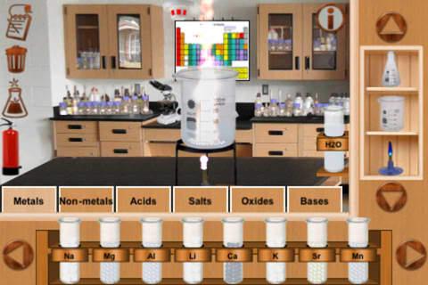 Chemistry Lab - náhled