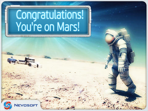 Expedition Mars HD Lite: space adventure screenshot 2