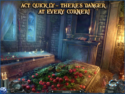 Nightmares from the Deep™: The Cursed Heart, Collector's Edition HD (Full) screenshot 3