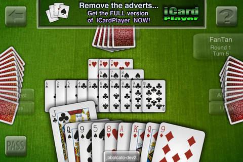 iCardPlayer Lite - náhled