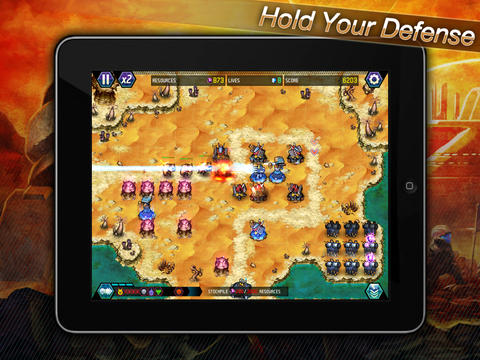 Tower Defense: Infinite War screenshot 8