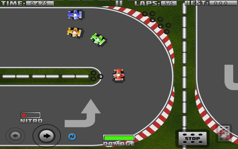 Nitro Car Racing screenshot 4