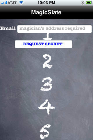 MagicSlate Magic Trick by NoTie screenshot 3