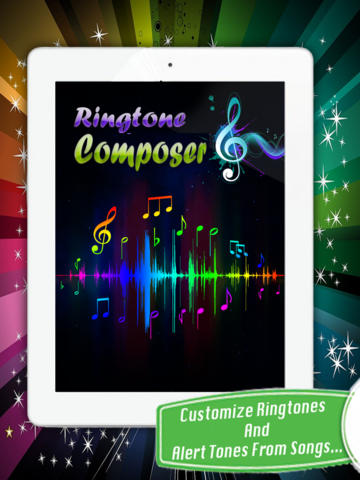 Ring Tone Composer Lite screenshot 6