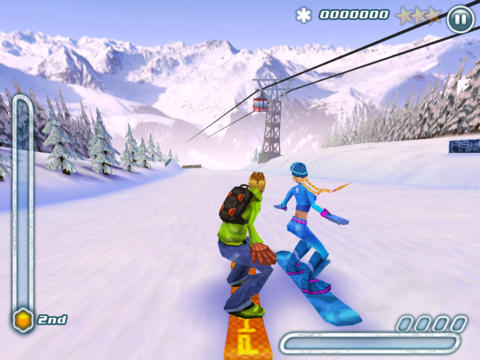 Snowboard Hero screenshot #2