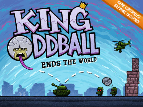 King Oddball screenshot 6