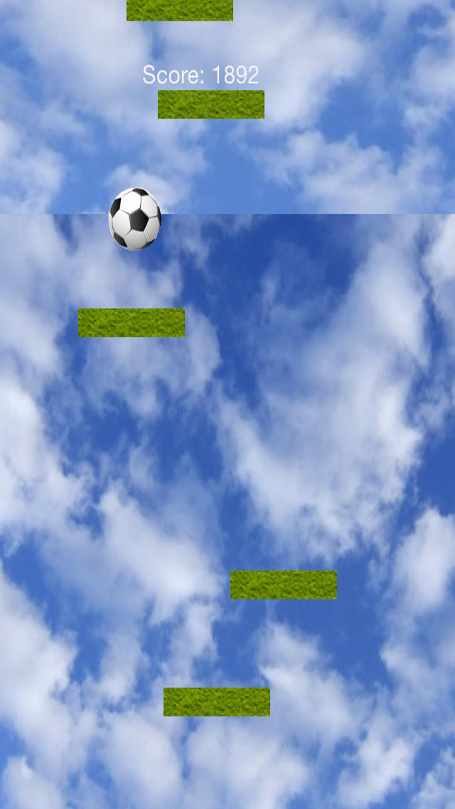 Ball Jump Free screenshot 2