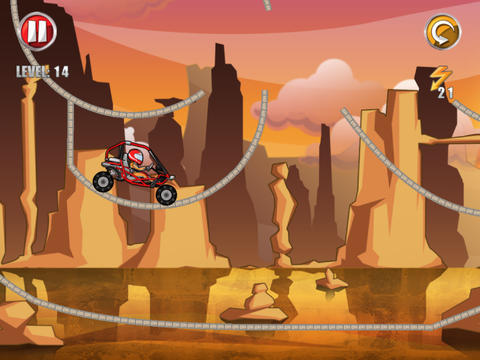 Buggy Blitz - Extreme Stunts HD screenshot 5
