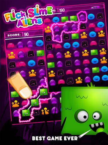 Flick Slime Aliens screenshot 7