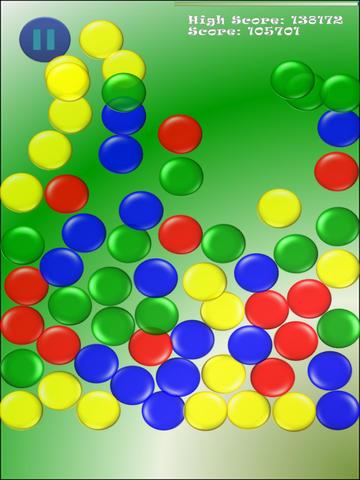 BrainGame 14 Bubble Physics HD screenshot 3