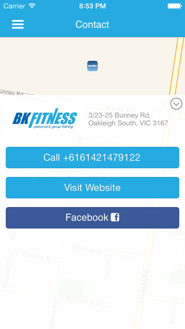 BK FITNESS screenshot #4