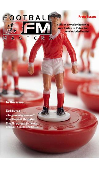 Football Masters Magazine screenshot 1
