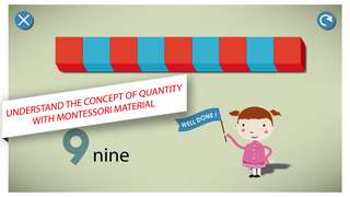 Montessori Numberland - Learn to count and trace numbers screenshot #5