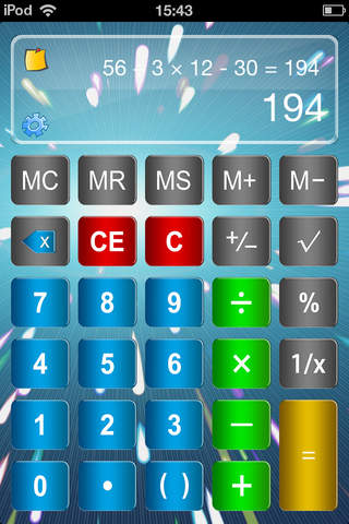 Calculator Elite Free - calcultor for ipad,iphone  - náhled