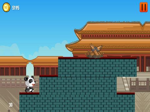 A Cute Panda Run PRO - Full Jumpy Version screenshot 10