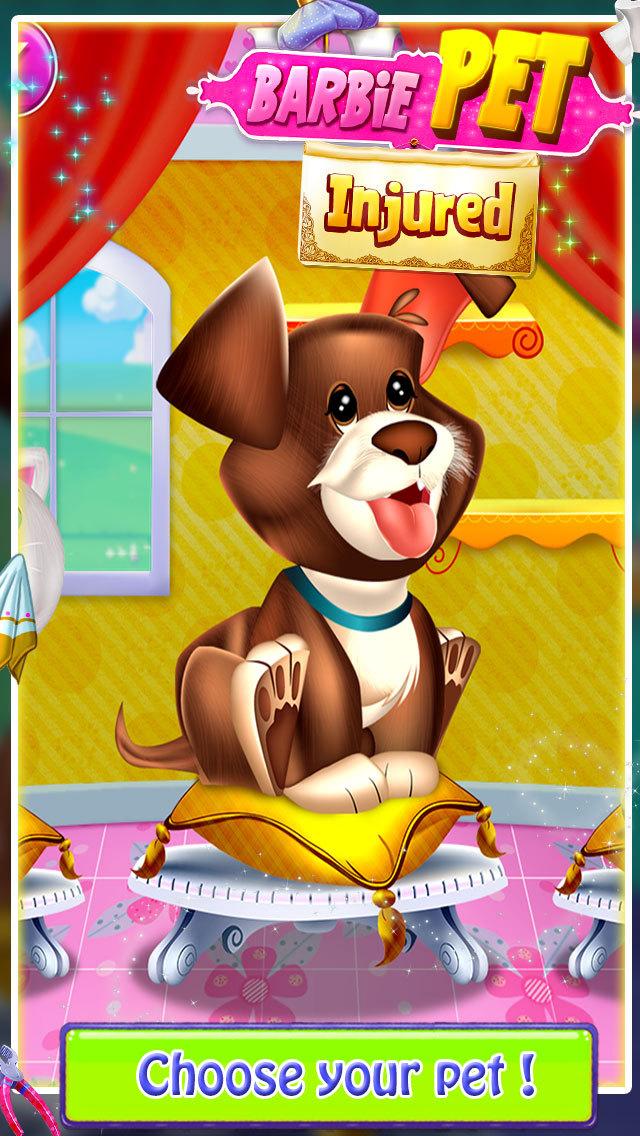 Princess Pet Injured screenshot 2