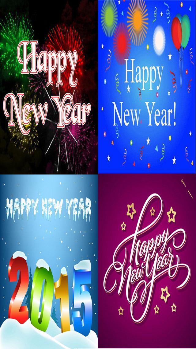 Happy New Year Cards. screenshot 3