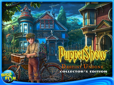 PuppetShow: Destiny Undone HD - A Hidden Object Game with Hidden Objects screenshot 5