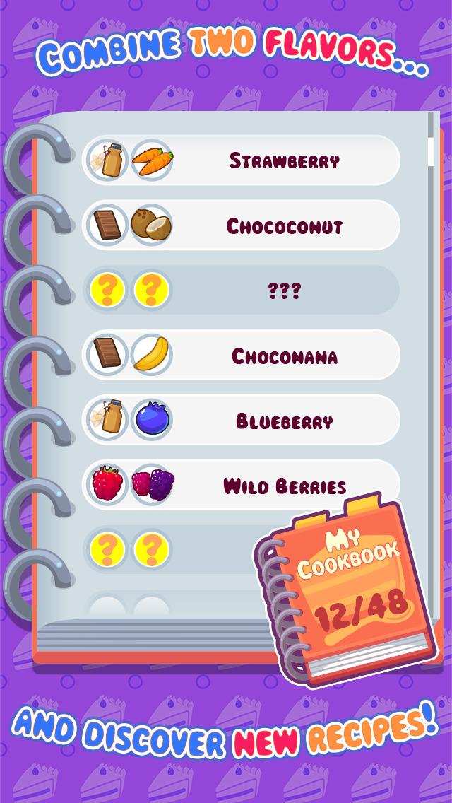 My Cake Maker - Create, Decorate and Eat Sweet Cakes screenshot #4