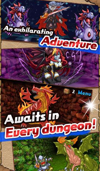 Puzzle & Dragons (English) screenshot 4