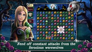 Jewel Legends - Bloodmoon screenshot 2