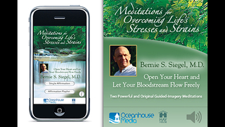 Meditations for Overcoming Life's Stress – Bernie S. Siegel, M.D. screenshot 1