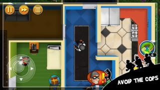 Robbery Bob™ screenshot #3