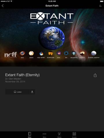 NCFF Church App screenshot 6