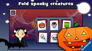 Play-Origami Monster screenshot 1