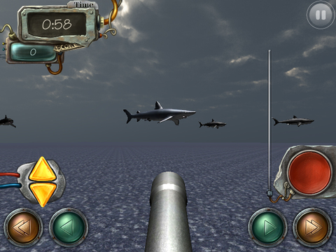 Shark Hunter 2015 screenshot 4