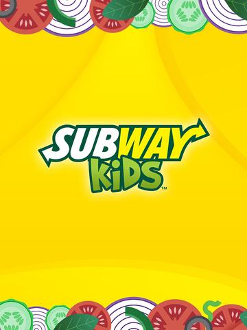 SUBWAY Kids App screenshot 7