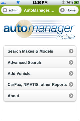 AutoManager Mobile by AutoManager, Inc. - náhled