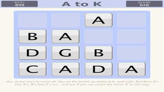A To K screenshot 2