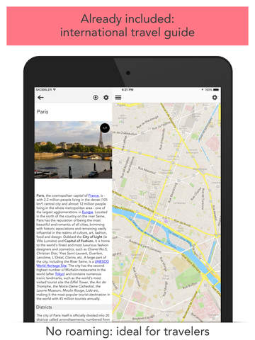 GPS Navigation (Sat Nav) screenshot 10