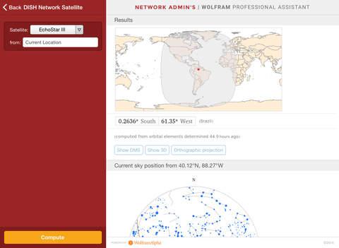Wolfram Network Admin's Professional Assistant screenshot 7
