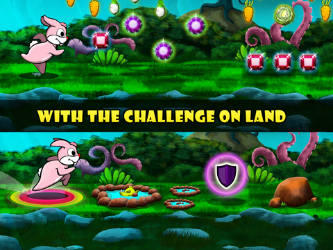 Ninja Rabbit screenshot 8