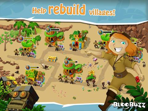 The Timebuilders: Tribes of Wawaloo screenshot 8