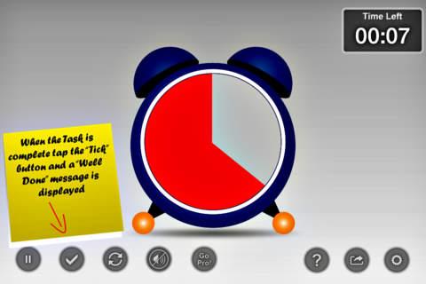 Classroom Timer Lite - náhled