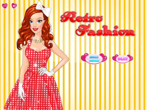 Retro Fashion Girl screenshot 6