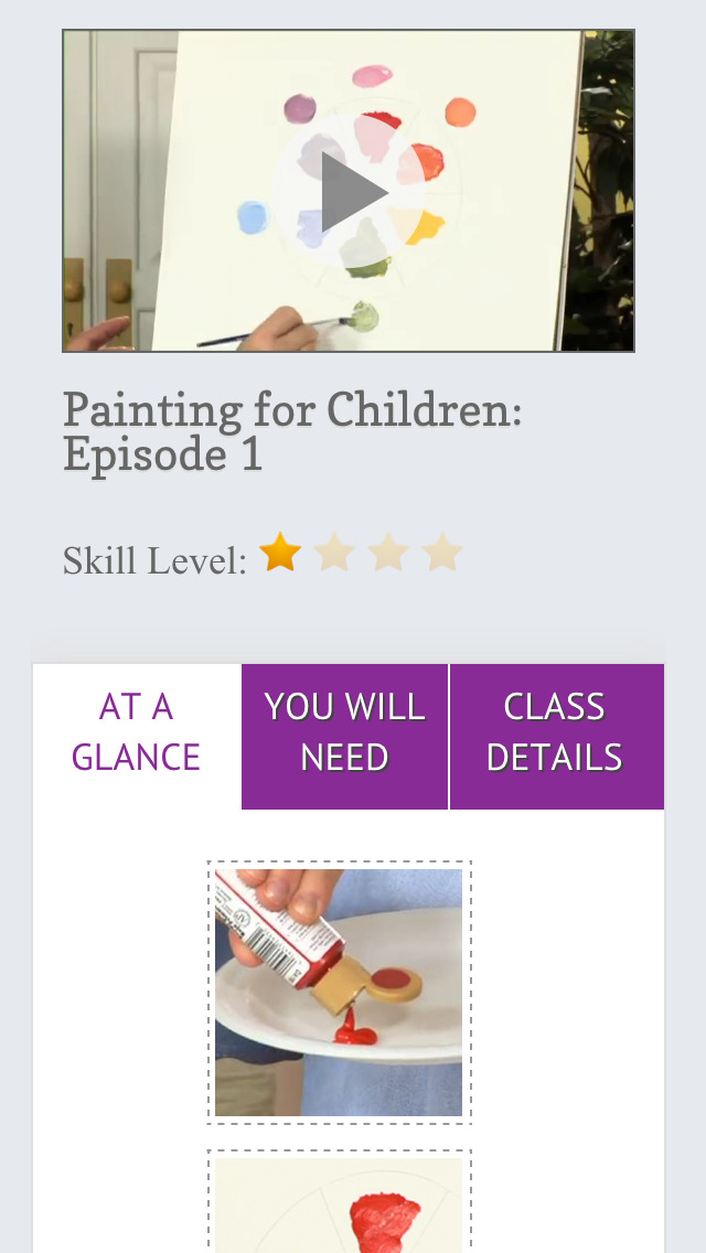 The Kids' Guide to Drawing and Painting screenshot 4