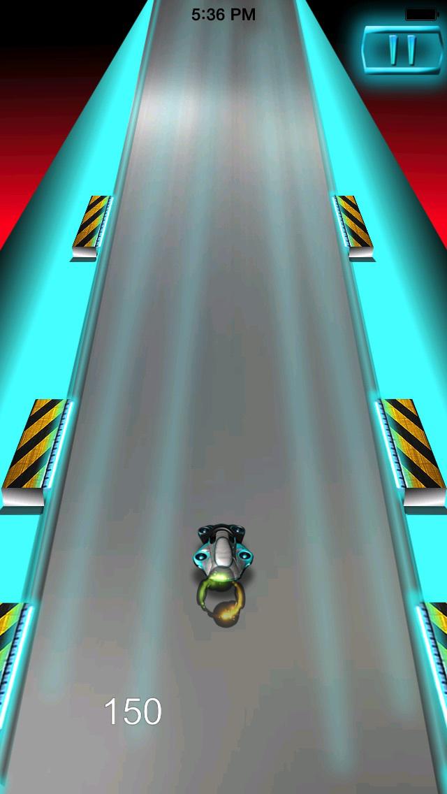 Nitro Speedway : Bad Blood In The Asphalt screenshot 3