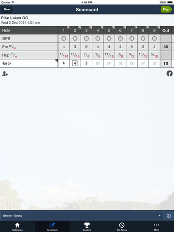 The Grand Club Pine Lakes GC screenshot 6
