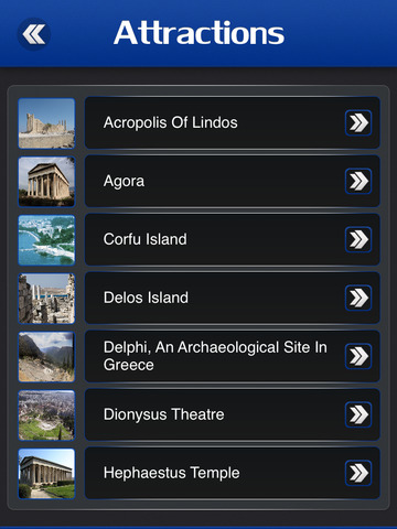 Santorini Tourism Guide screenshot 8