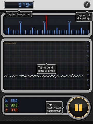Teslameter 11th: Pro Metal Detector screenshot 6