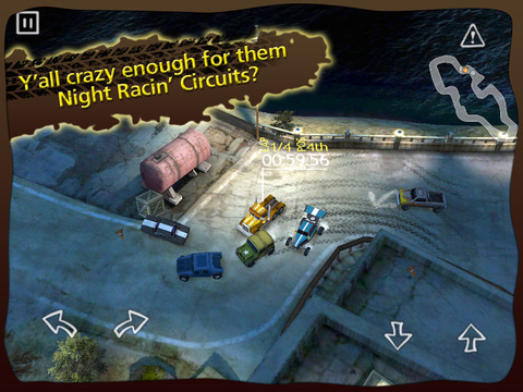 Reckless Racing HD screenshot #3