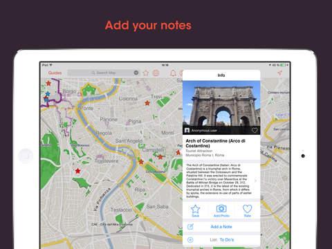 CityMaps2Go Pro  Offline Maps screenshot 9