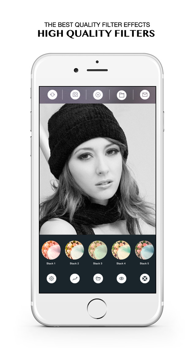 Photo Magic 360 Express Pro -The ultimate photo editor plus art image effects & filters screenshot 3