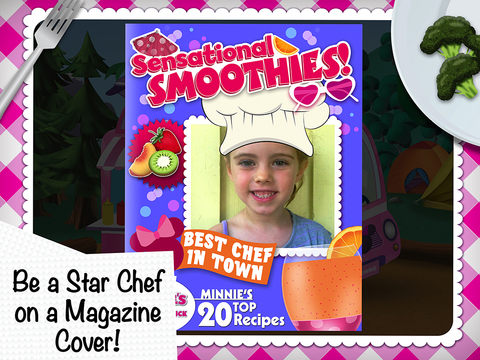Minnie's Food Truck screenshot #5