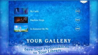 Disney Karaoke: Frozen screenshot 5